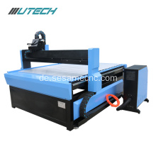 Acrylic Cutting 2.2 KW CNC Machine for Woodworking